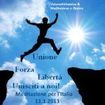 Meditazione per l'Italia 11.1.2013