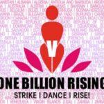 OneBillionRising, FlashMob internazionale. Energia pensiero all'INVULNERABILITA'delle donne!