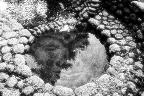 specchiarsi nell acqua