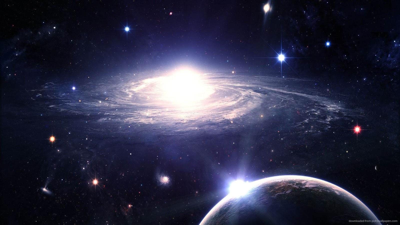 galassia universo