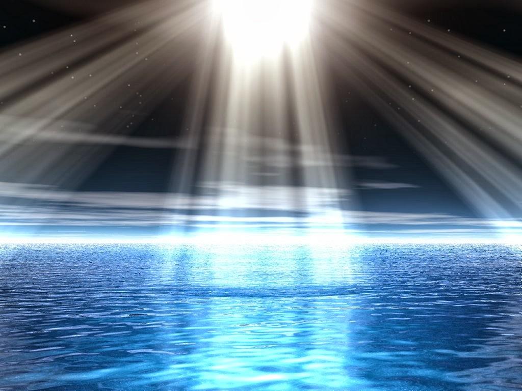 Luce sulla morte dei leader spirituali (Cristo, Osho, Buddha).