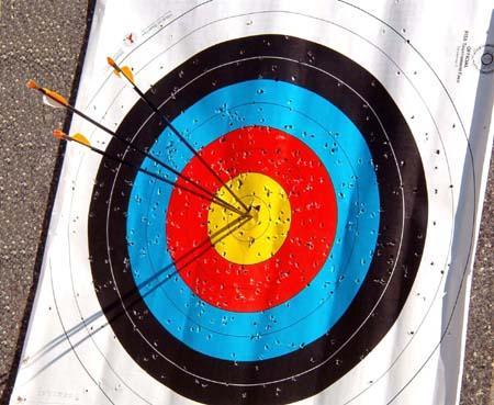 Risultati immagini per immagin arco frecca centro