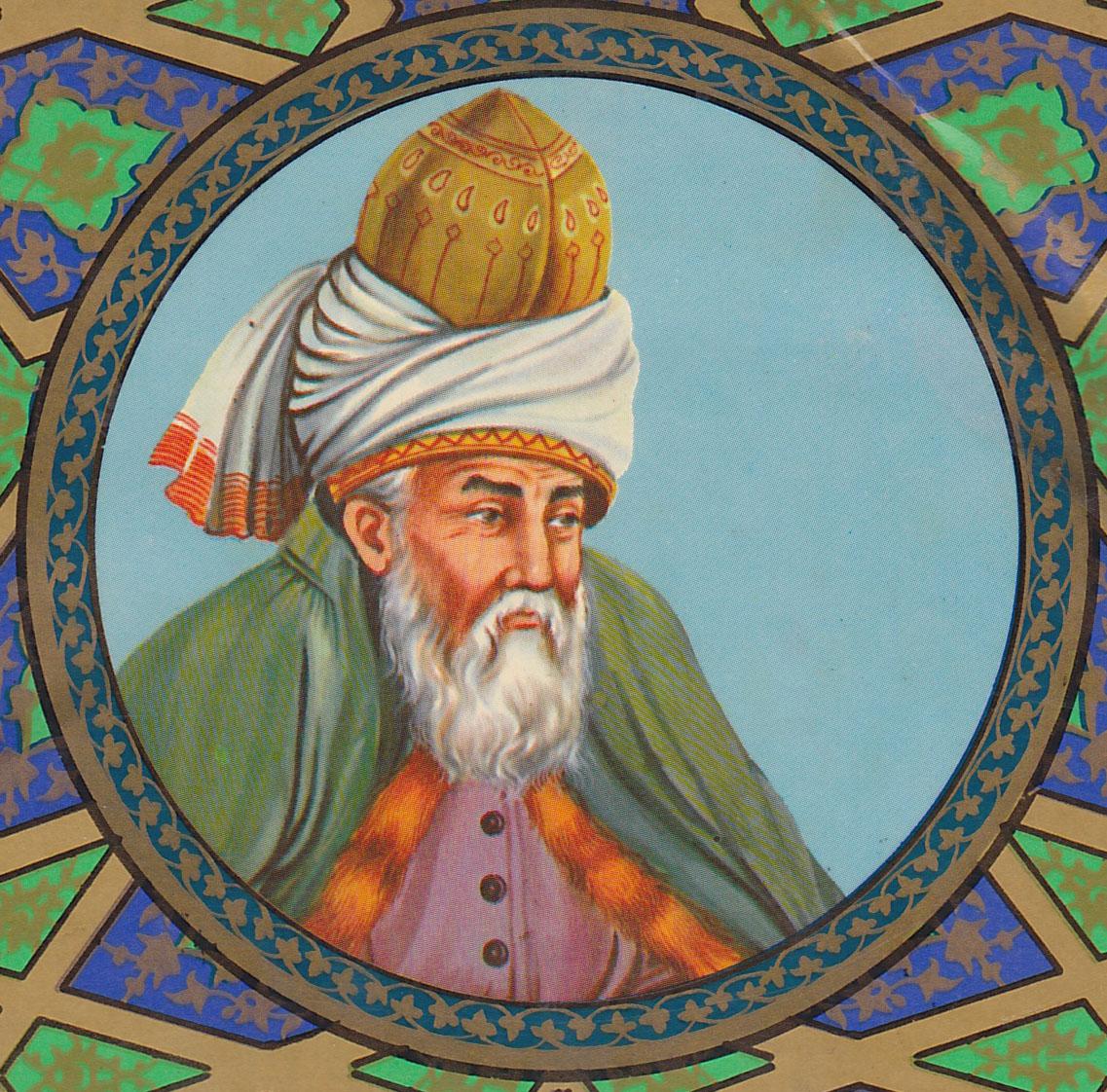 RUMI Jalâluddin Mohammad – POETA DELL'AMORE