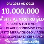 GRAZIE A TUTTI!!! OGGI E' UN BEL GIORNO… 10.000.000 DI VISITE AL BLOG