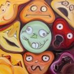 LAVORO SULLE EMOZIONI NEGATIVE
