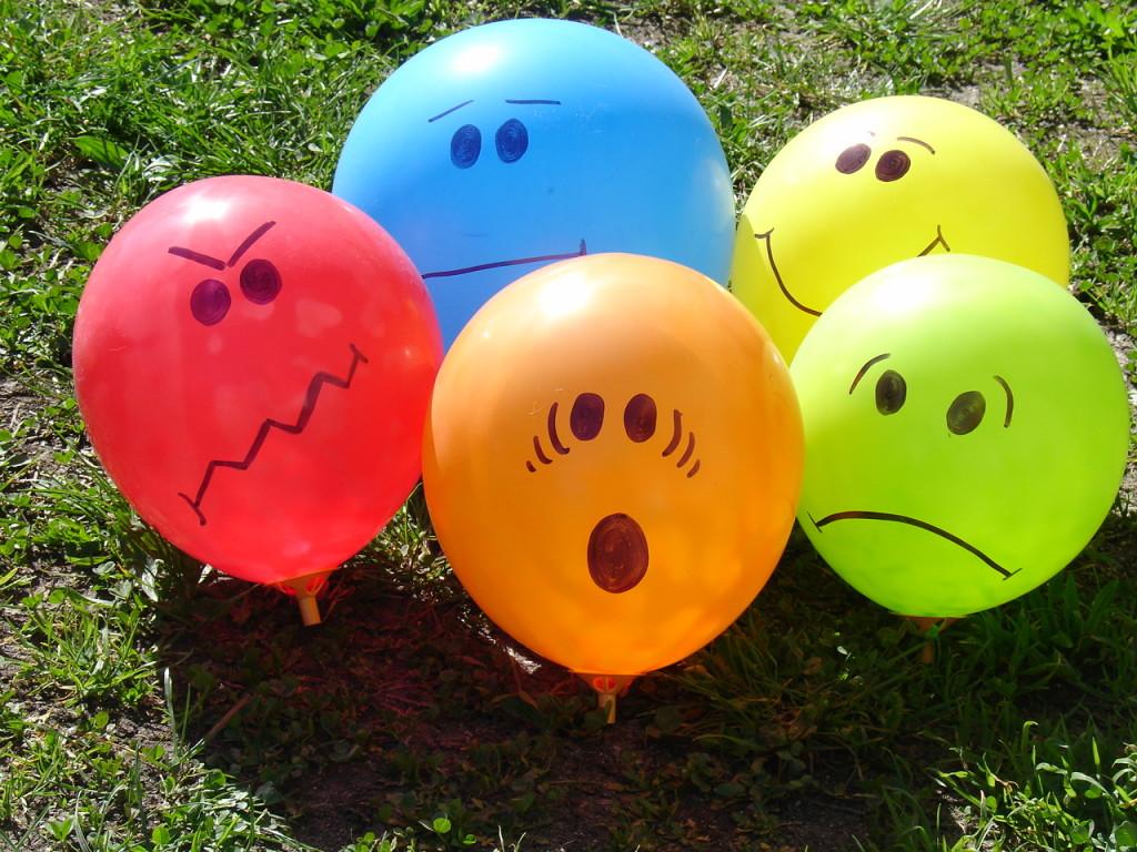 Risultati immagini per emozioni bambini
