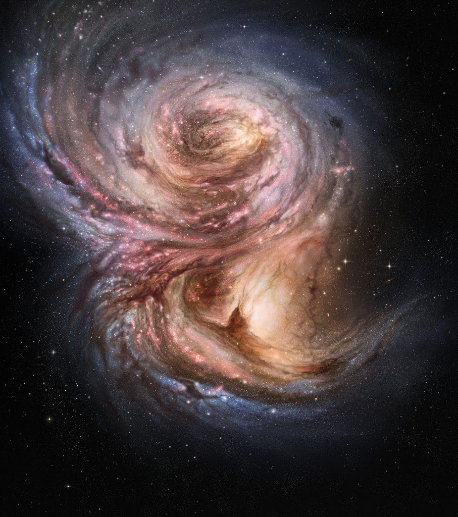 Galaxy_SMM_J2135-0102
