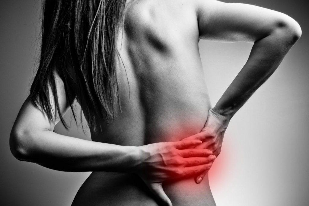 Ernia intervertebrale fisica. esercizi