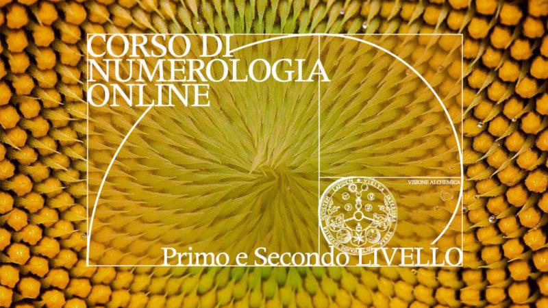 CORSO ON-LINE DI NUMEROLOGIA – Primo e Secondo livello