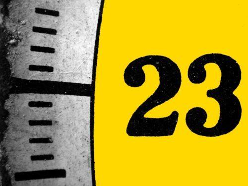 IL MISTERO DEL NUMERO 23