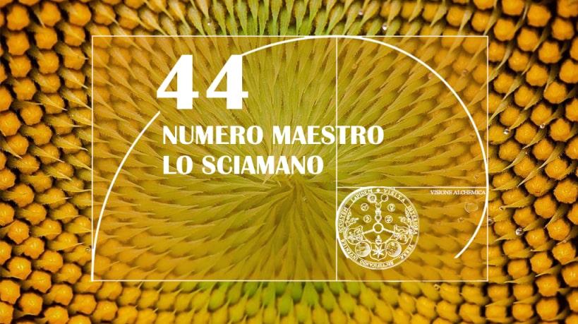 NUMEROLOGIA: IL NUMERO MAESTRO 44