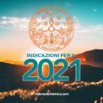 Indicazioni Numerologiche per il 2021