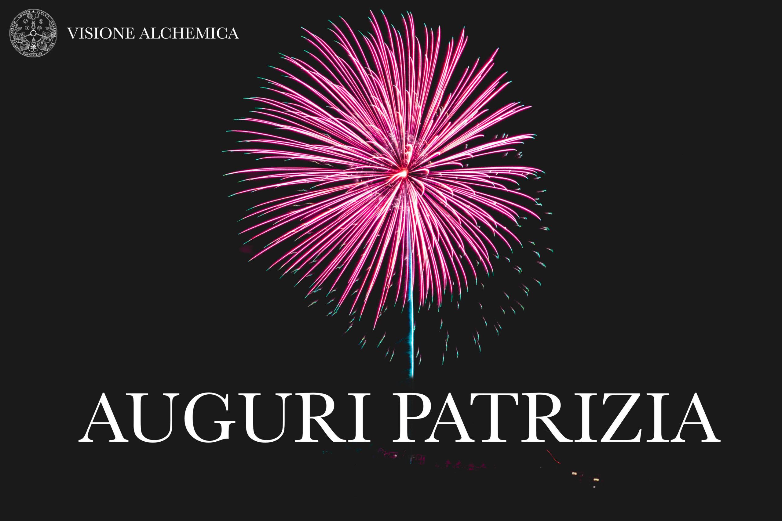 Buon Compleanno Patrizia